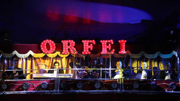 """Arriva a Palermo """"M Orfei"""": il circo con i trapezisti da record Flying Martini, Transformers e King Kong"""