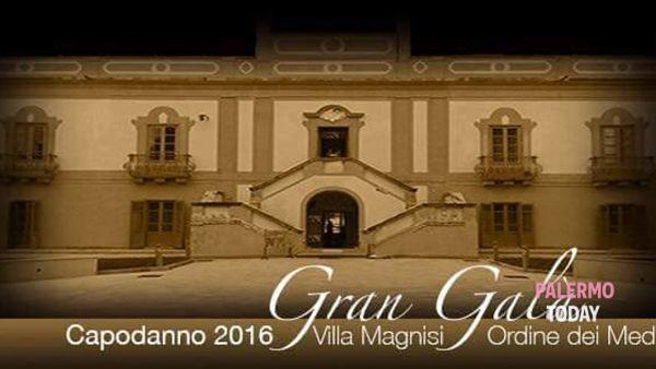Capodanno 2016 a villa Magnisi - ordine dei medici
