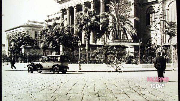 Dalla Callas alla Bergman, le foto di Giuseppe Marsala al Caffè del Teatro Massimo