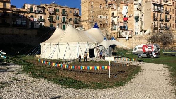 Chapitò Festival, ai Danisinni arriva il circo: la tre giorni tra teatro e mercatini