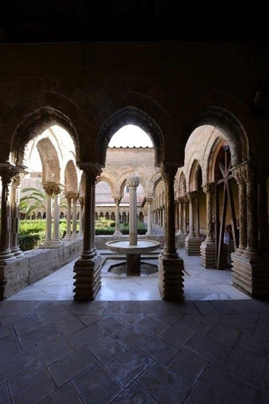 Duomo Di Monreale Chiostro Museo E Terrazze Visitabili Con