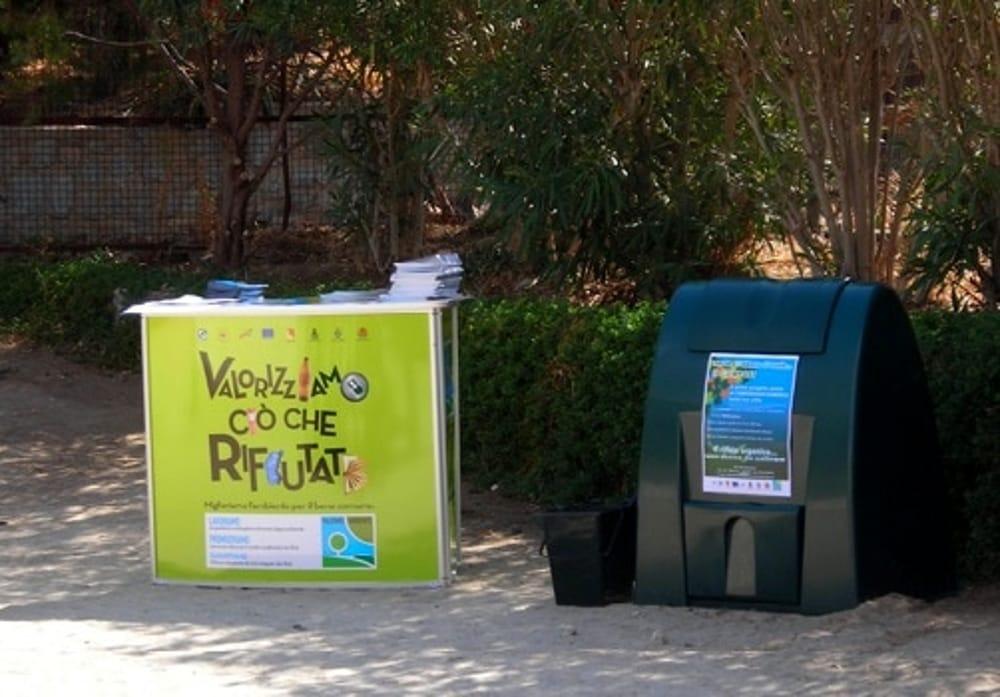 Rifiuti 725 compostiere domestiche chiuse da undici anni for Pulizie domestiche palermo