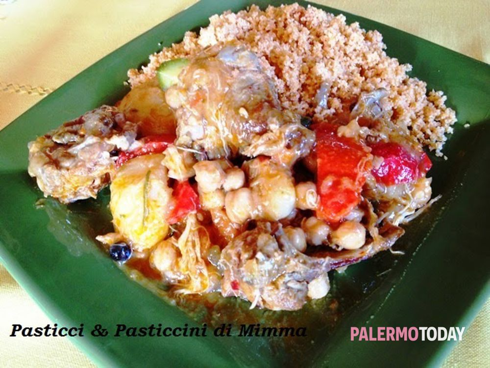 Cous cous ricetta originale tunisina