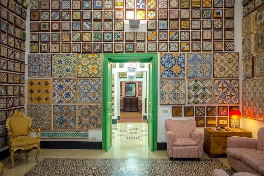 Apertura serale della casa museo delle maioliche stanze al genio 9