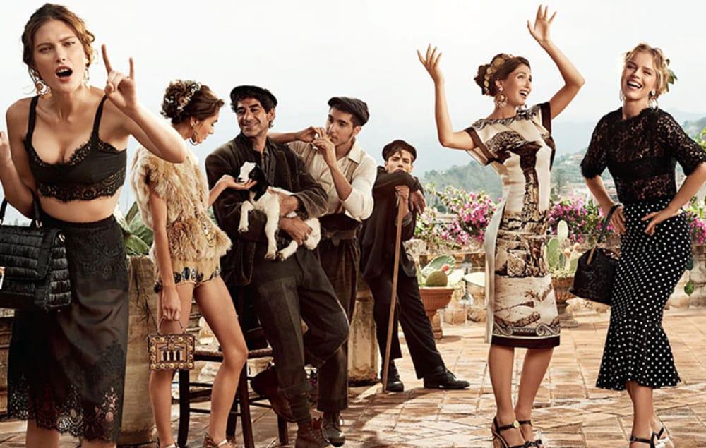 online retailer 6b375 4f59d Dolce & Gabbana, gran tour dell'alta moda a Palermo il 6 luglio