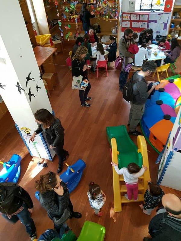 Giochi e laboratori a Villa Garibaldi, riapre la ludoteca