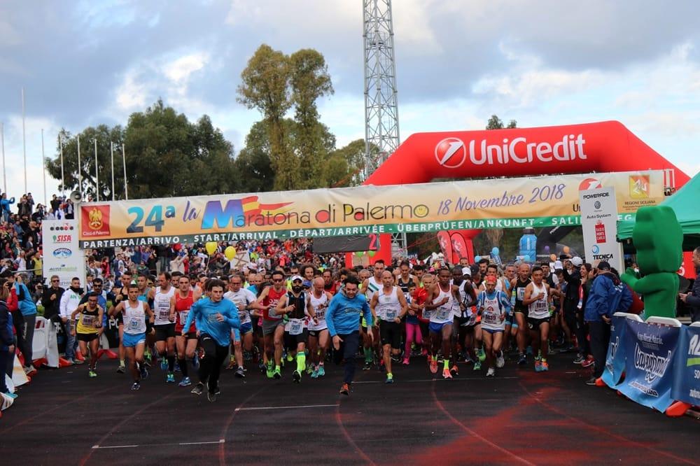 Calendario Mezze Maratone Europa.Maratona Di Palermo Top In Europa Partono Le Iscrizioni