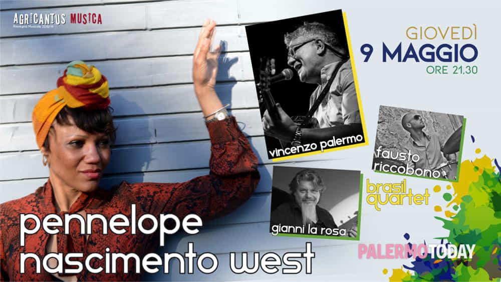 Concerto di Pennelope Nascimento e Vincenzo Palermo al ...