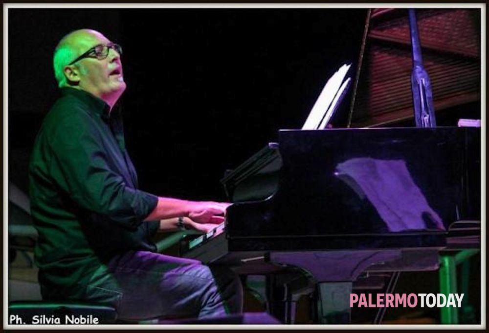 Il musicista Diego Spitalieri