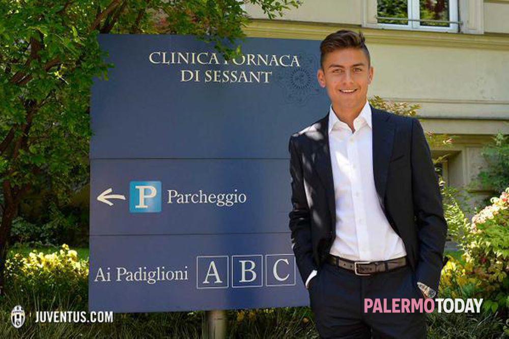 Abito Elegante Juventus.Ufficiale Dybala Juve Gode Zamparini Operazione Da 40 Milioni