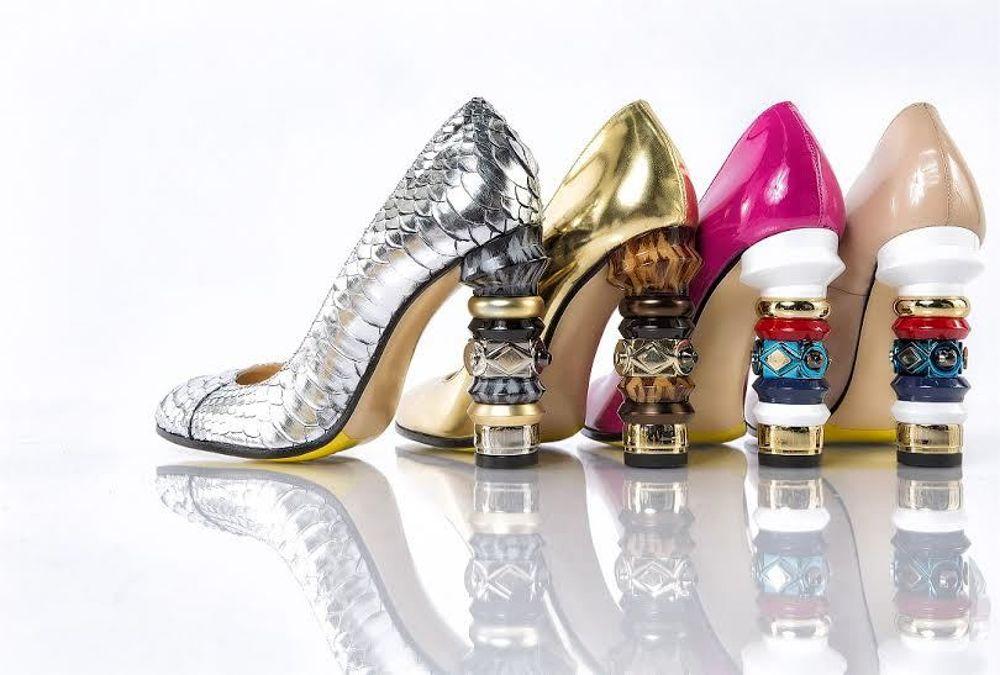 the best attitude b92d5 bdf45 Le scarpe amate da Anastacia e dalle celebrities sbarcano a ...