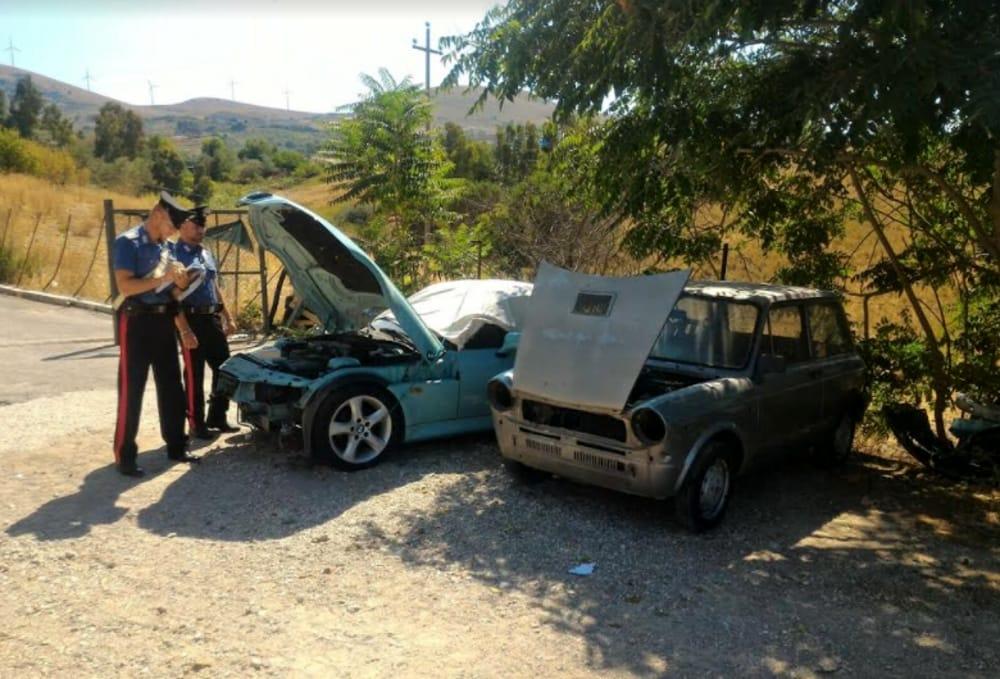 Individuato sito per auto rubate: 4 arresti$