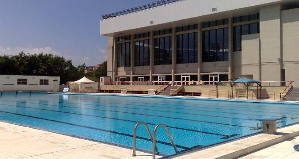 Sport alla piscina comunale la prima festa dell acqua - Piscina termini imerese ...
