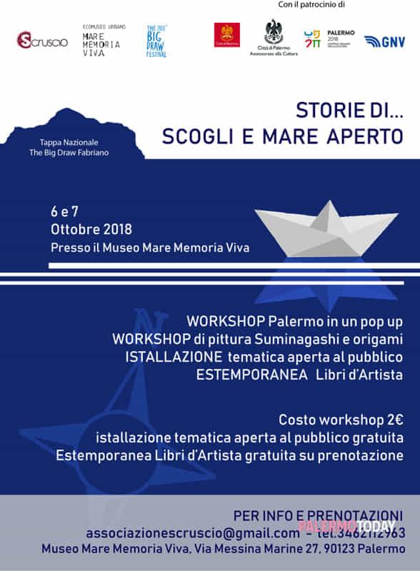 Festival Internazionale Di Disegno Allecomuseo Del Mare Memoria