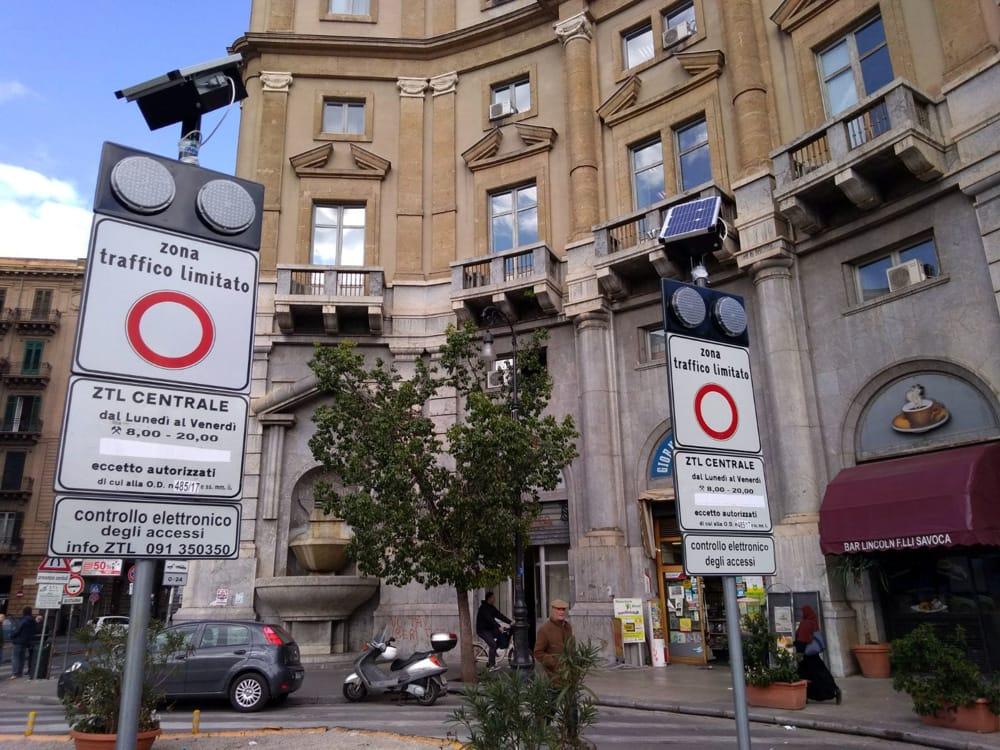 Ufficio Ztl Perugia : Perugia ztl centro storico orari nuovi varchi