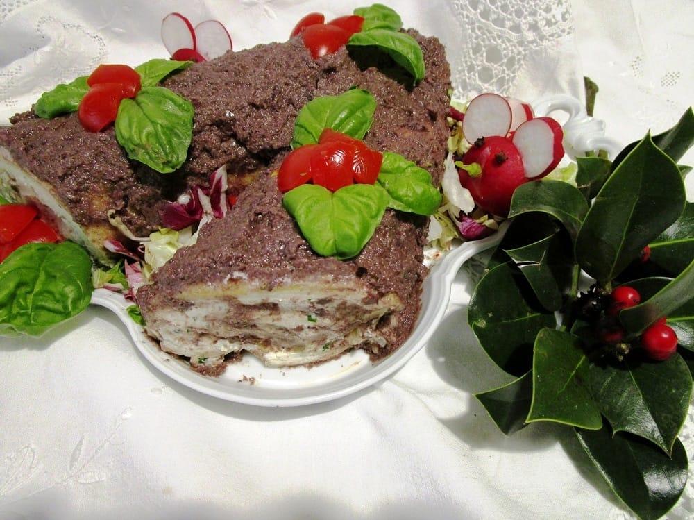 Tronchetto Di Natale Sale E Pepe.Tronchetto Di Natale Salato Ricetta E Preparazione Blog