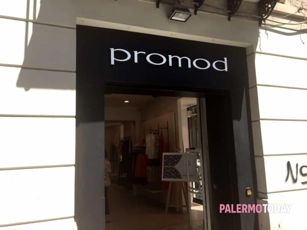 Promod chiude altri due negozi a Palermo  avviato il licenziamento ... 2fed1efa394