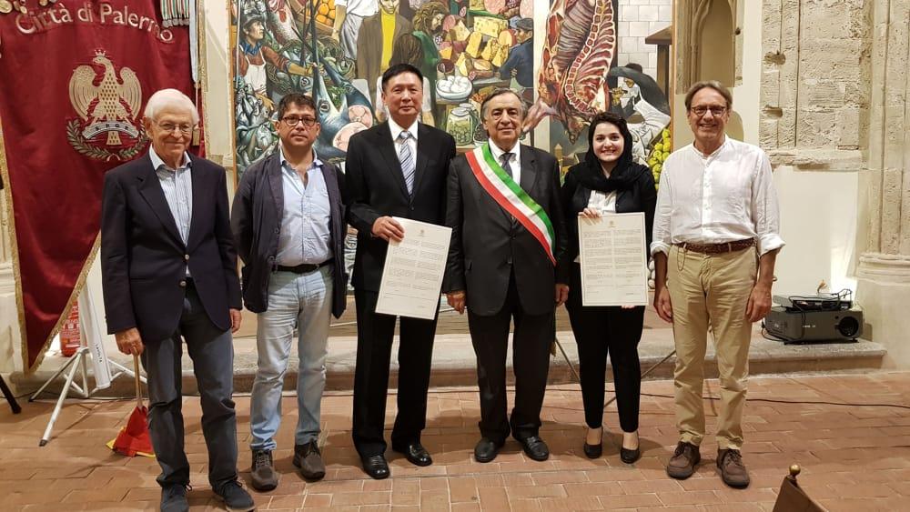 Palermo ha tre nuovi cittadini onorari: Maurizio Bettini