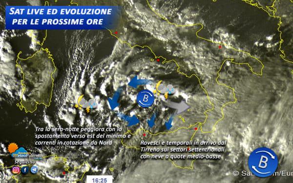 meteo 11 gennaio-2
