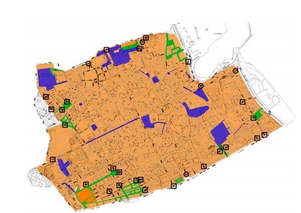 Mappa Ztl-2