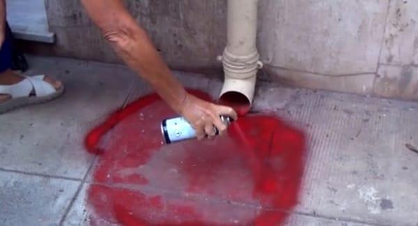 Spray rosso libero grassi-2