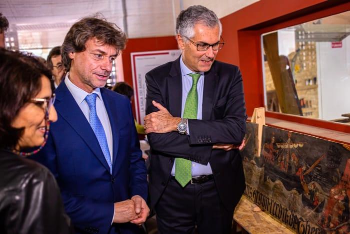 Alberto Angela riceve la laurea honoris causa all'Università di Palermo  (1)