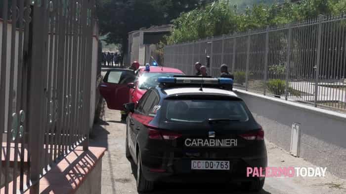 Esplosione di bombole di gas in zona Olio di Lino  (2)