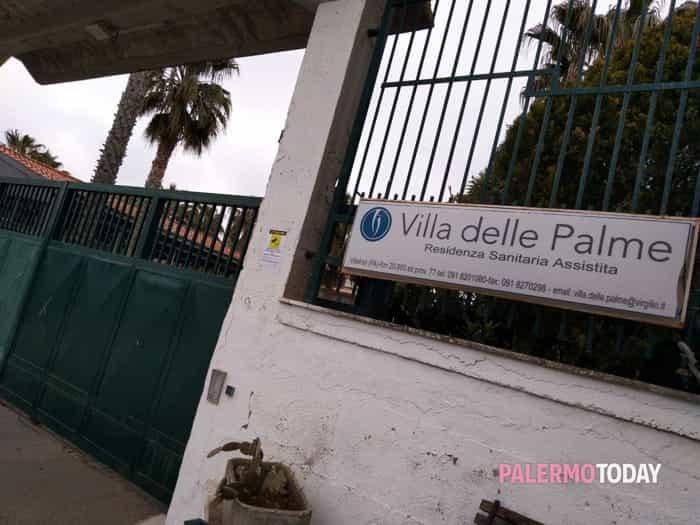 Villafrati zona rossa - villa delle Palme (2)