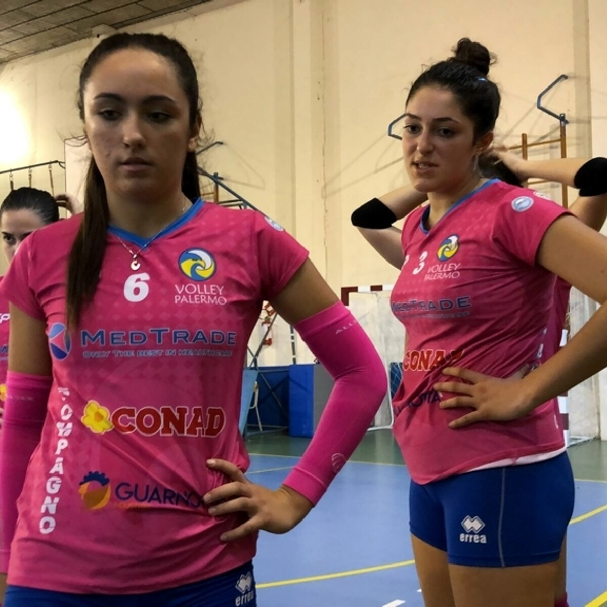 B2 women's series, Medtrade volley Palermo loses on the field of the Etna cableway thumbnail