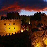Caccamo Castello di Notte-2
